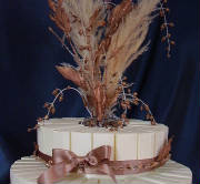 wedding box cakes
